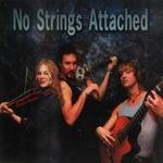 "No Strings Attached ""Weird Little Album"" cover 1"